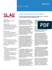 Internet of Things SLAC Customer Article