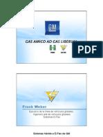 EFlex de GM @ Gas Amico ad Gas Liberum
