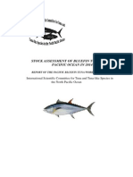 Stock Assessment of Bluefin Tuna in the Pacific Ocean in 2014