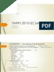 TARIFS 2015-Q2