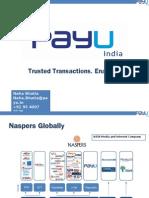 PayU - Sales Deck