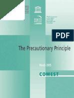 Comest - The Precautionary Principle