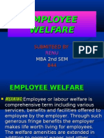 Employee Welfare