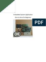 Embedded System - Zero to Hero for Beginner Module