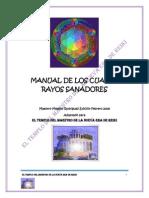 Manual de Los Cuatro Rayos Sanadores El Templo. 1