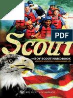 Boy Scout Handbook 34554
