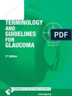 Terminology and Guidelines for Glaucoma, 3rd 2008