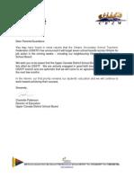 OSSTF Job Action Letter 04 14 2015