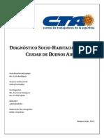 CONSEJO ECONÓMICO Y SOCIAL - Informe Socio-habitacional