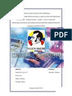 Teoría sobre contabilidad gubernamental en Venezuela