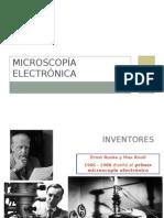 (2)Microsopia Electronica
