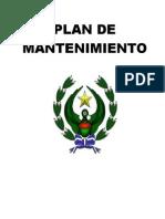 Plan Mantenimiento Instalaciones 2006