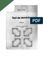 Manual Dominos