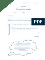 Processo Gerencial -2