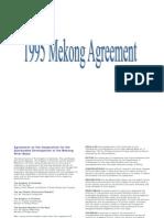 1995 Mekong Agreement