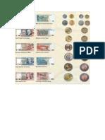 Billites y Monedas del BCRP