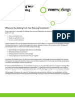Inner Working Wasting Developer Training Budget
