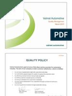 Valmet Automotive Quality management March 2015.pdf