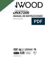 DNX7200 Spanish