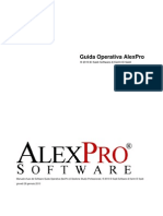 Manuale AlexPro DC (Commercialisti) V2008.1.1