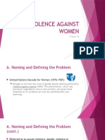 VIOLENCE AGAINST WOMEN.pptx