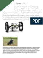 El Nuevo Mini Drone H107C De Hubsan
