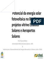 Apresentação Paineis Solares.