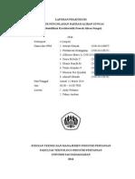 Laprak Pengdas Identifikasi Karakteristik DAS Fix