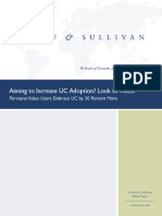 Frost&Sullivan Logitech UC Adoption-Look to Video Whitepaper