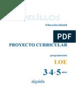 Proyecto Curricular Papelillos