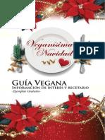 Recetario Navidad Veganísima
