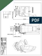 6108 - Banco Com Base Tubular Regulagem de Altura-Model