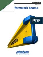 Doka Bean h20 p Manual