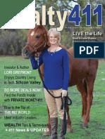 Realty411 magazine - #LivetheLife