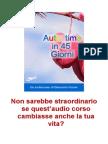 Autostima in 45 Giorni - Un Audio Corso del Coach Motivazionale Giancarlo Fornei