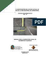 Manual Inspeccion Visual de Pavimentos