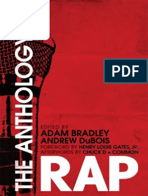 the anthology of rap | Rapping | Hip Hop Music
