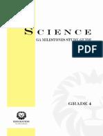 milestone study guide