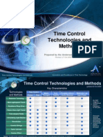 Time Control Technologies and Methods - Time Travel is Real