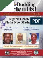 The Budding Scientist PDF