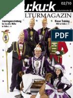 kukuk-Magazin, Ausgabe 02/2010