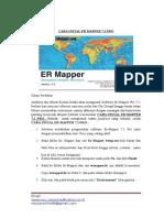 Instal Ermapper Pro 7.1