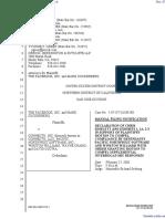 The Facebook, Inc. v. Connectu, LLC et al - Document No. 273