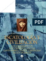 Bourke, John Gregory - Escatología y Civilización (Hasta p.68) (Ocr Acrobat)