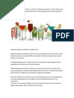 Cocktails a Base de Ron Blanco y Oscuro