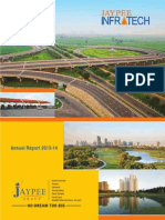 JP Associate Annual Report 2013-14