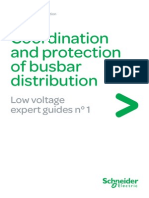 Coordination and Protection of Busbar Distribution