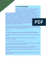 Descripción y resumen de estadísticas