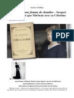 """Gilles Heuré, « """"Le Journal d'une femme de chambre"""""""
