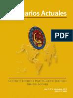 Revista Escenarios Actuales, Diciembre 2014